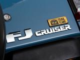 Toyota FJ Cruiser Trail Teams Ultimate (GSJ15W) 2014 images