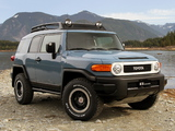 Toyota FJ Cruiser Trail Teams Ultimate (GSJ15W) 2014 pictures