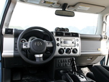 Toyota FJ Cruiser Trail Teams Ultimate (GSJ15W) 2014 wallpapers