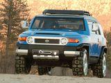 Toyota FJ Cruiser Concept 2003 images