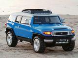 Toyota FJ Cruiser Concept 2003 photos