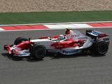 Photos of Toyota TF107 2007