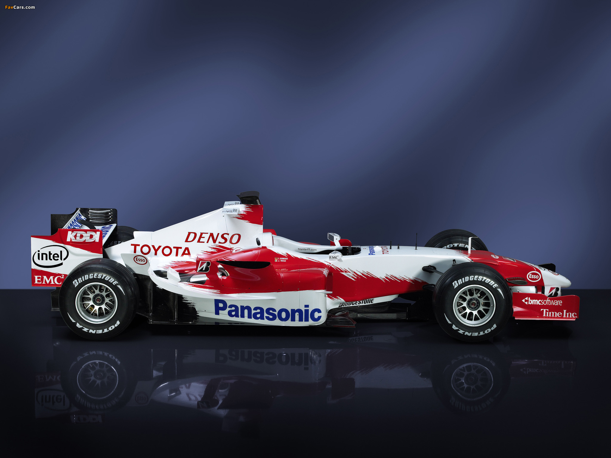 Pictures of Toyota TF106 2006 (2048 x 1536)