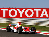 Toyota TF107 2007 images