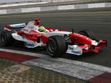Toyota TF107 2007 photos