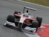 Toyota TF109 2009 pictures