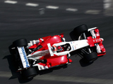 Toyota TF105 2005 pictures