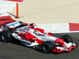 Toyota TF106 2006 pictures