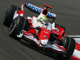 Toyota TF107 2007 wallpapers