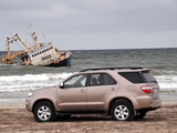 Images of Toyota Fortuner ZA-spec 2008–11