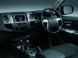 Photos of TRD Toyota Fortuner Sportivo 2011