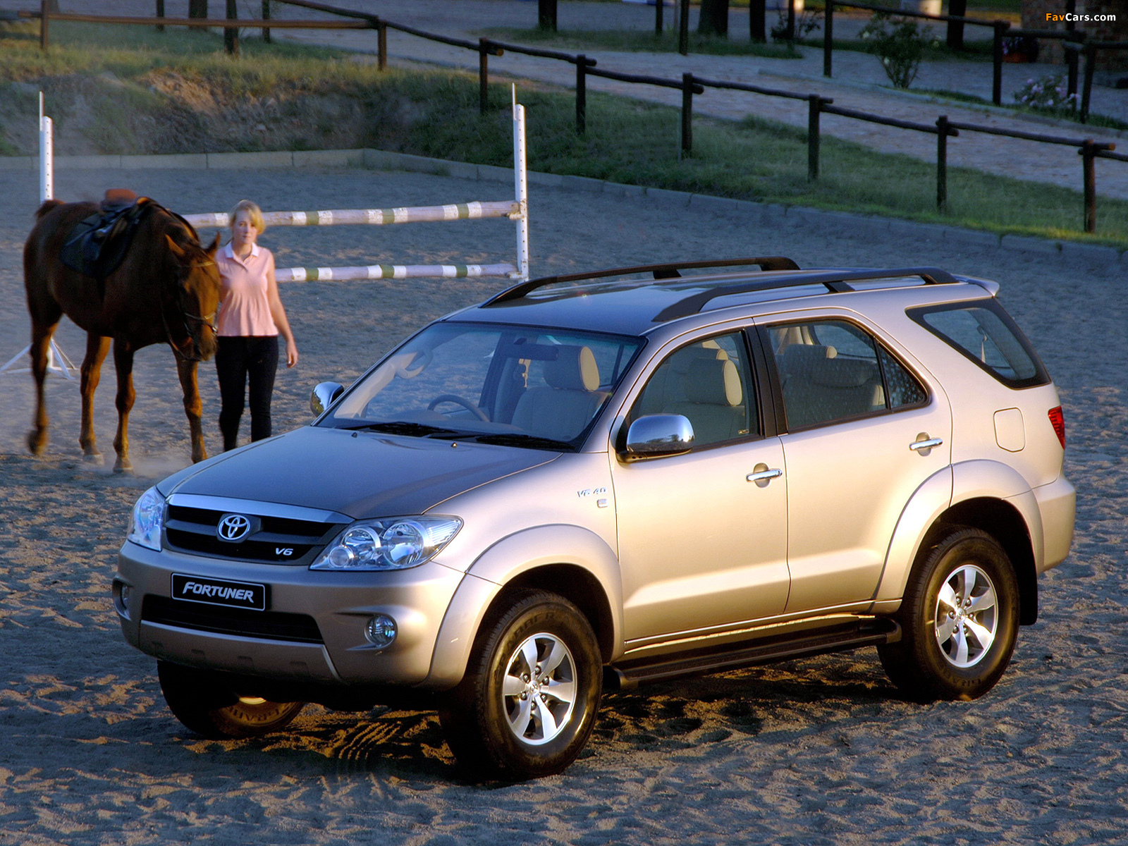 Kelebihan Kekurangan Toyota Fortuner 2005 Tangguh