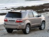 Pictures of Toyota Fortuner ZA-spec 2008–11