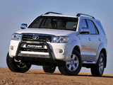 Pictures of Toyota Fortuner Epic 2009