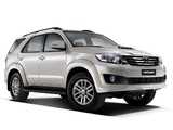 Pictures of Toyota Fortuner MY-spec 2011