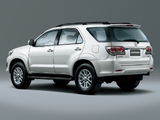 Pictures of Toyota Fortuner 2011