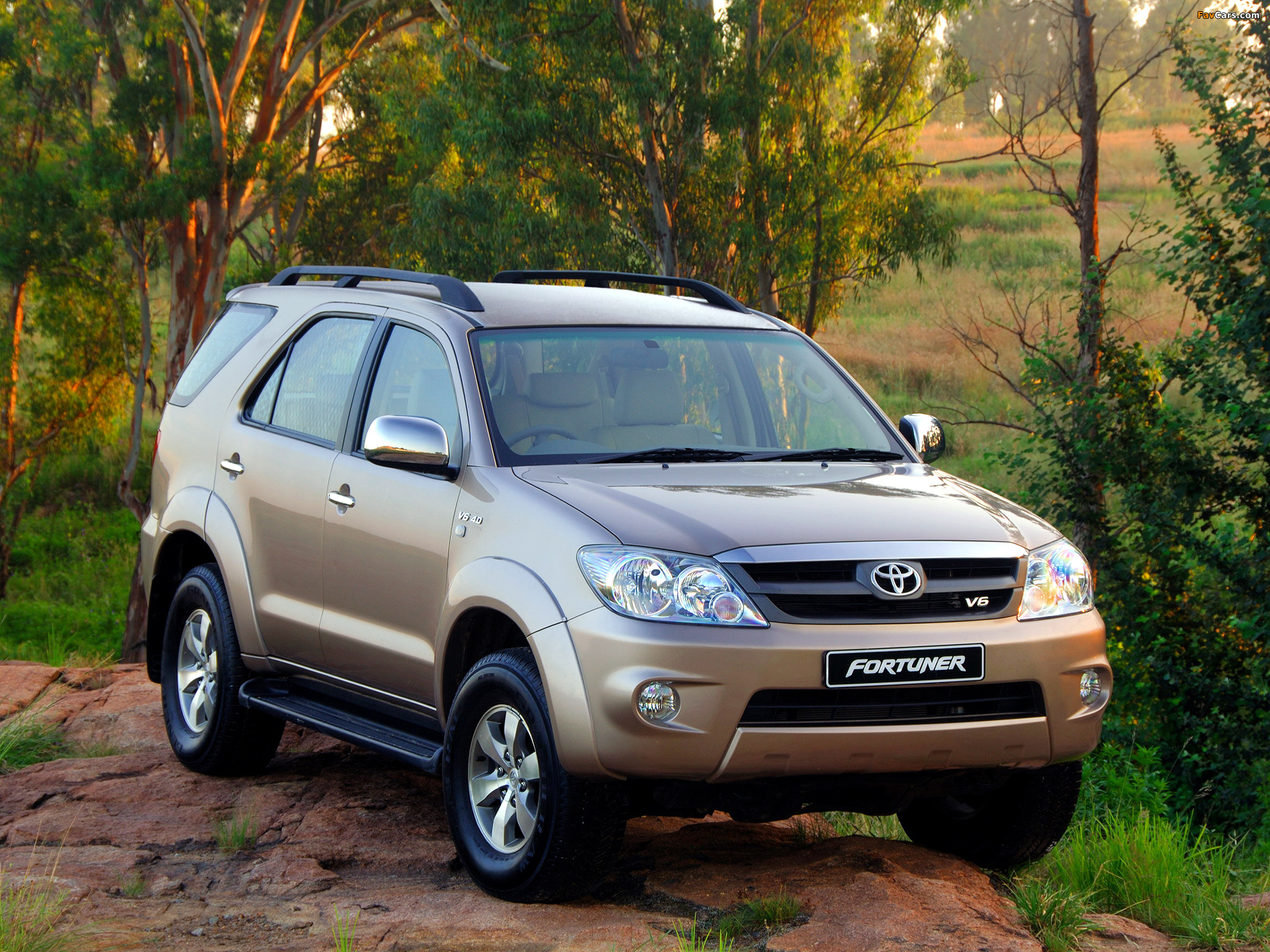 Kekurangan Fortuner 2005 Review