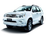 Toyota Fortuner TW-spec 2008–11 images