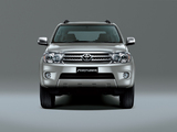 Toyota Fortuner ZA-spec 2008–11 wallpapers