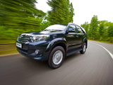 Toyota Fortuner MY-spec 2011 images