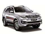 TRD Toyota Fortuner Sportivo 2011 photos