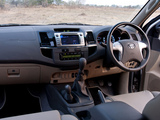 Toyota Fortuner ZA-spec 2011 pictures
