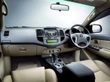 TRD Toyota Fortuner Sportivo 2011 wallpapers