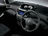 Images of Toyota FunCargo 1999–2002