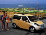 Toyota Funcargo Concept 1997 photos
