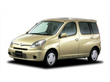 Toyota FunCargo 1999–2002 images