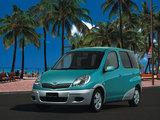 Toyota FunCargo 2003–05 images