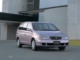 Toyota Gaia (M10) 1998–2004 images