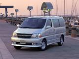 Toyota Granvia 1999–2002 images