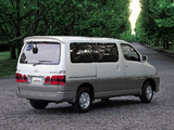 Toyota Granvia 1999–2002 wallpapers