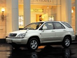 Pictures of Toyota Harrier 1997–2003