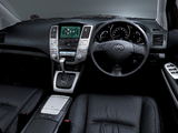 Pictures of Toyota Harrier Hybrid 2005