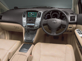 Toyota Harrier Hybrid 2005 pictures
