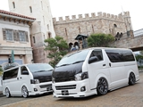 Photos of Fabulous Toyota Hiace S-GL (TRH200V) 2012