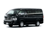 Pictures of Toyota Hiace Super GL (H206) 2013