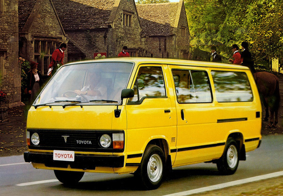 wallpapers of toyota hiace - photo #28