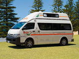 Toyota Hiace Britz Voyager 2004–10 wallpapers