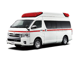 Toyota Hiace Himedic JP-spec 2013 pictures