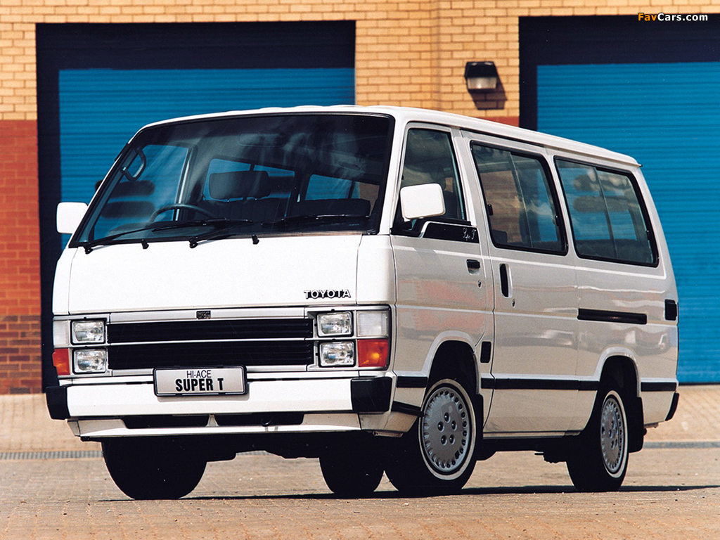 wallpapers of toyota hiace -#main