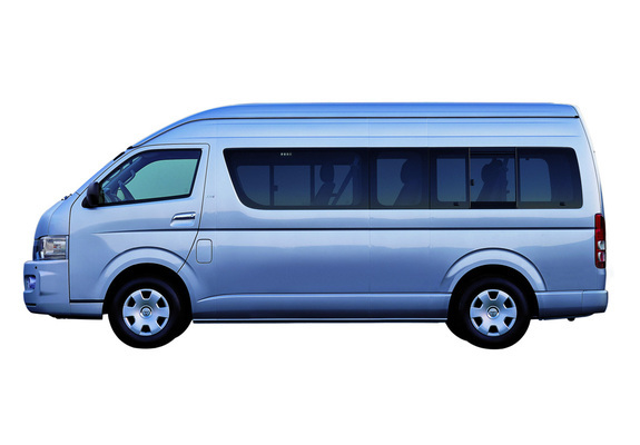 wallpapers of toyota hiace - photo #21