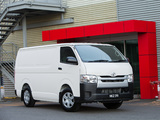 Toyota Hiace LWB Van AU-spec 2011 wallpapers