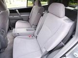 Images of Toyota Highlander 2007–10