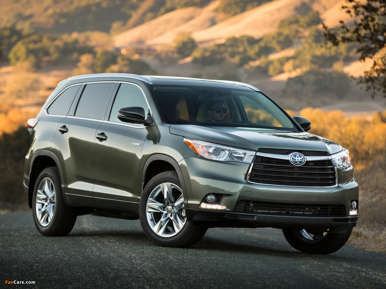 Toyota Highlander Hybrid Overview & Generations - CarsDirect