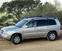 Photos of Toyota Highlander 2001–03