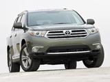 Photos of Toyota Highlander 2010