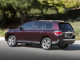 Pictures of Toyota Highlander 2010